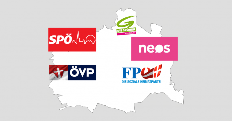 Who's who in the 2015 Viennese Elections