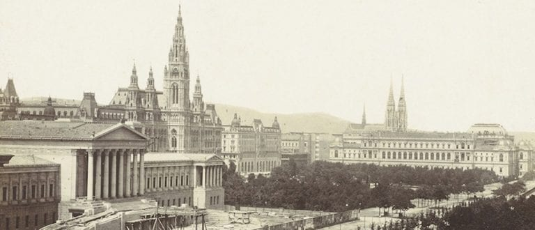 Ring Around the City: How a Circular Boulevard Changed Vienna