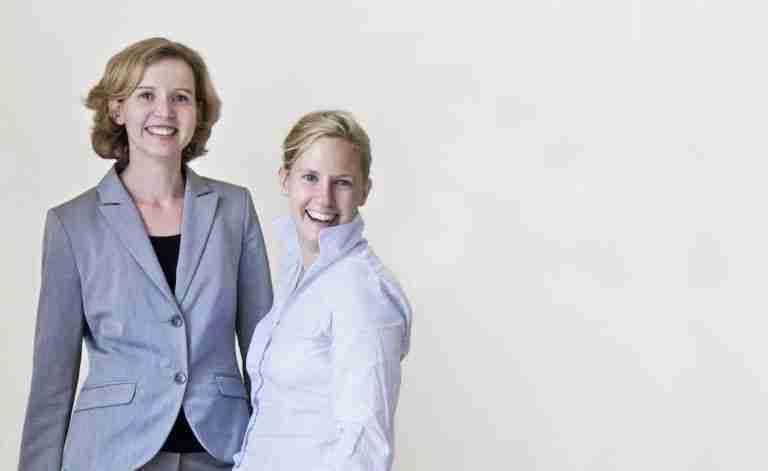 Business & Career: Job-Sharing at the Top
