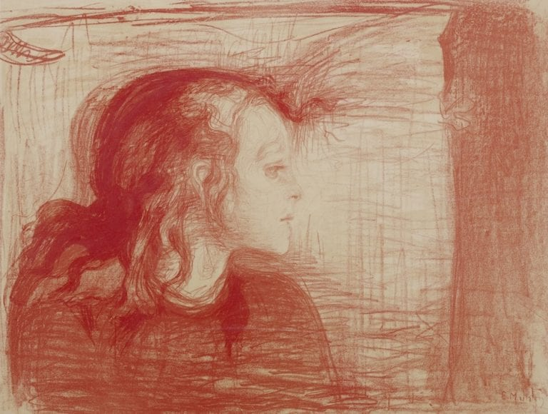 On Display: We are Alone – Edvard Munch