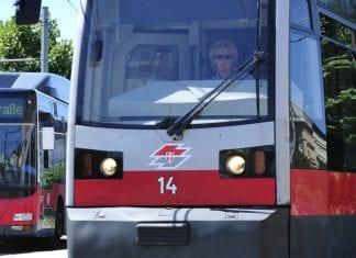 Vienna's Public transport