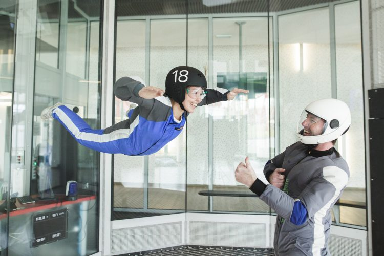 indoor skydiving vienna