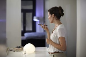 Philips Hue_Smart Home Lighting_Sprachsteuerung Siri