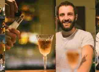 Die Parfümerie cocktail bar