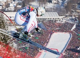 Hahnenkamm Race at Kitzbühel