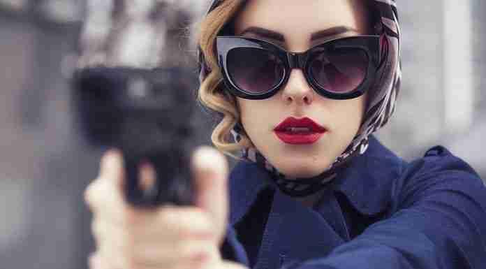 be a spy