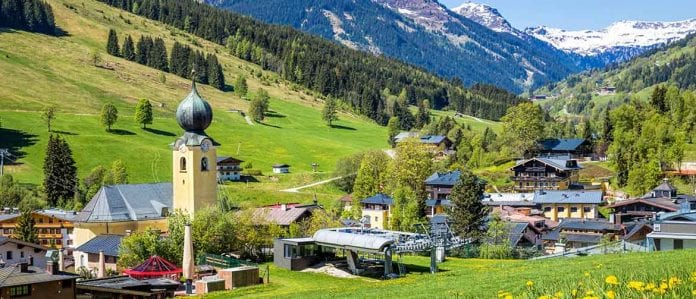 Working in Austria