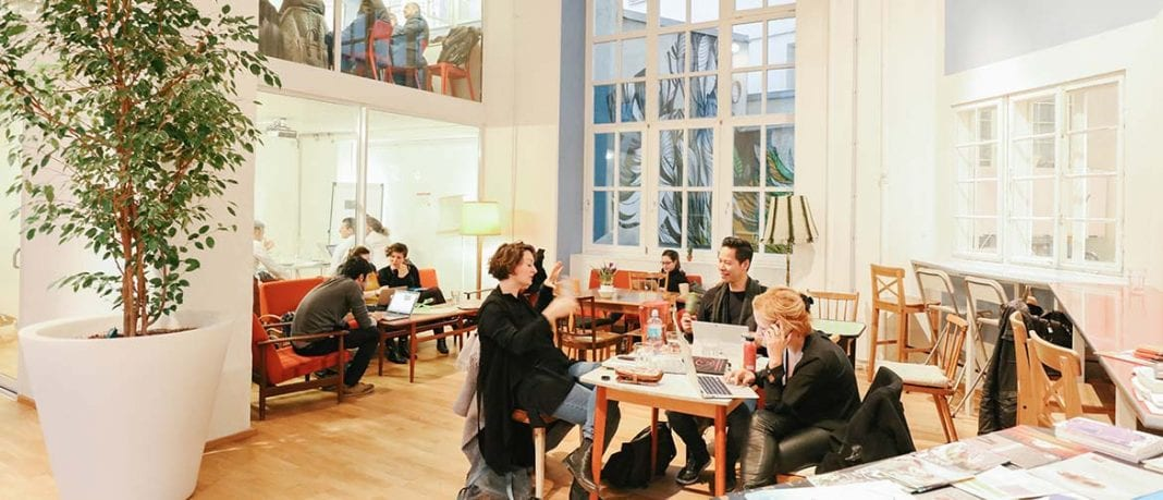 vienna's coworking spaces