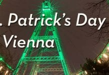 St. Patrick's Day in Vienna