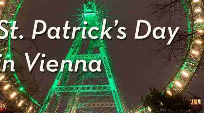 St. Patrick's Day in Vienna