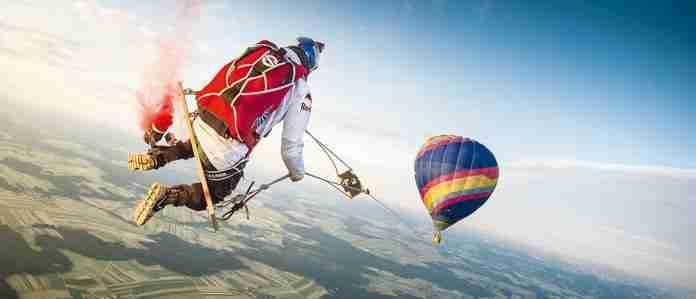 Red Bull Skydive Team