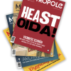 Stack of METROPOLE issues