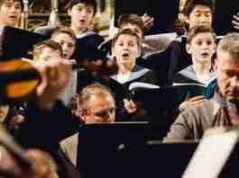 musical performances churches