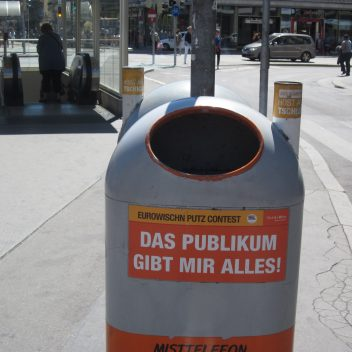 Trash Can Confessionals: MA48 and its Myriad of Puns   Metropole