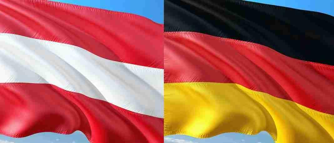 austrians love hate germans