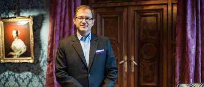 Gerstner Director Oliver Braun