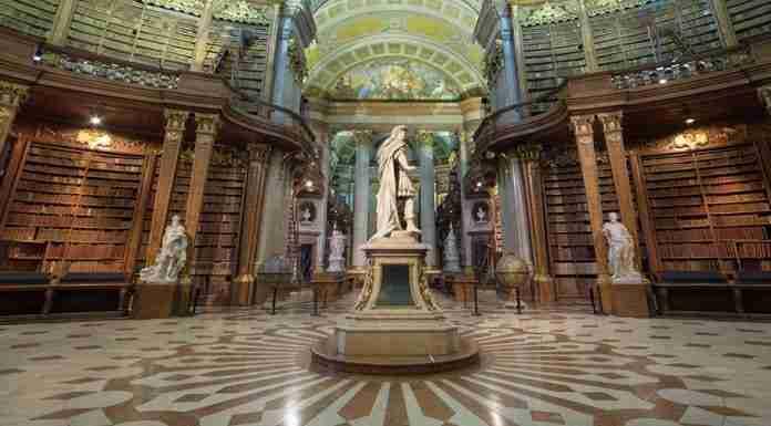 vienna books libraries