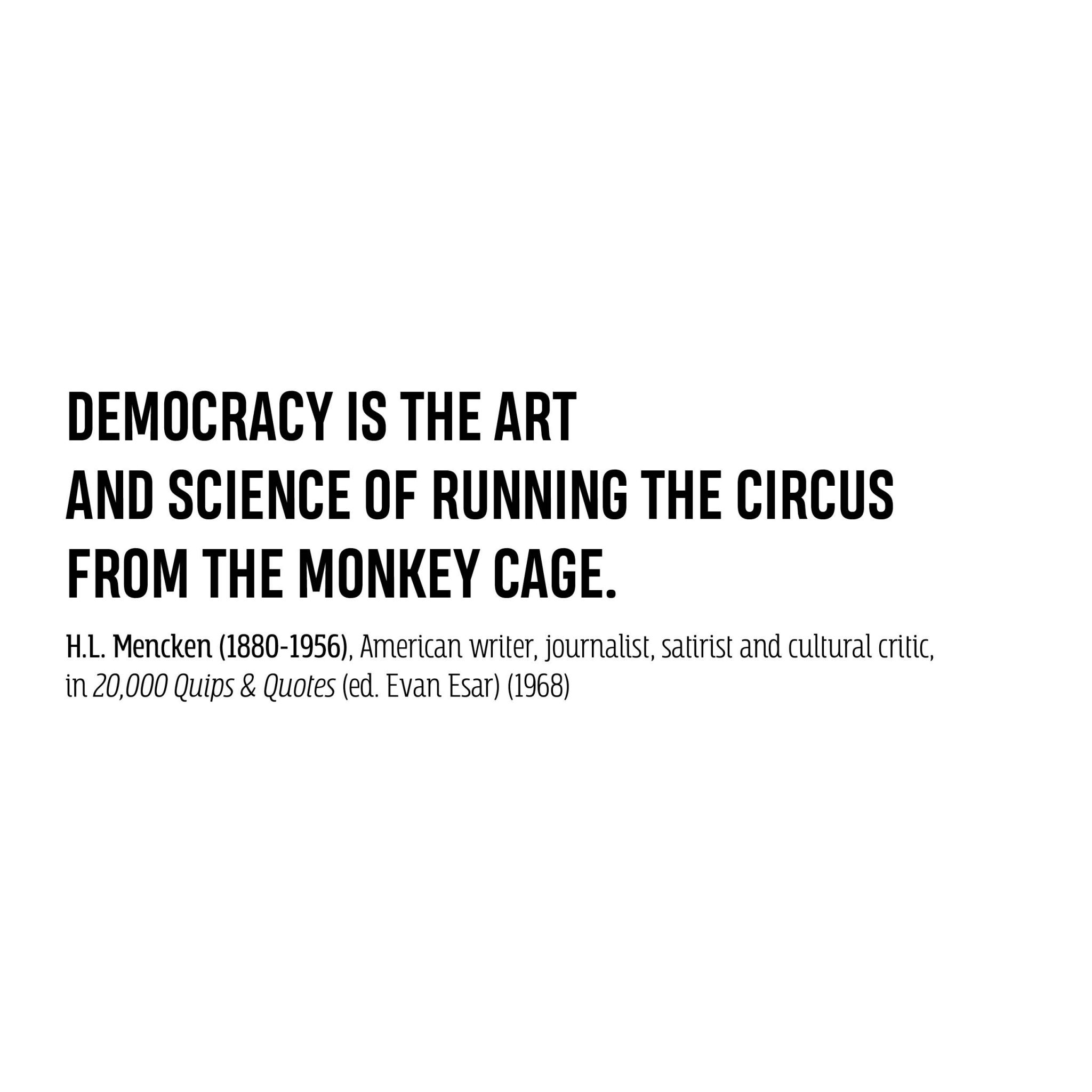 quotes democracy