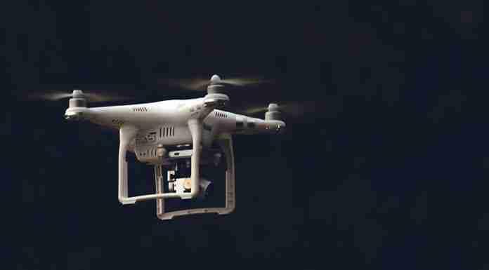 drones in austria
