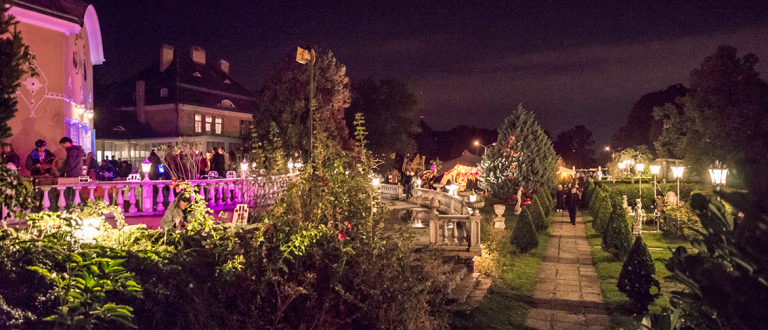 Luftschloss Cobenzl | A Pop-up Party in Paradise