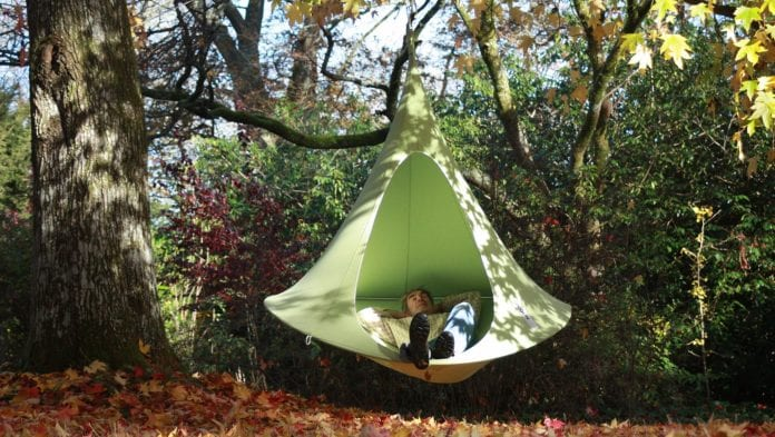 Cacoon tent