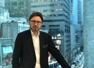Michael Haider, the new director of the Austrian Cultural Forum in New York