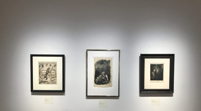The Galerie Wienerroither & Kohlbacher presents the twisted dreamscapes of Alfred Kubin.