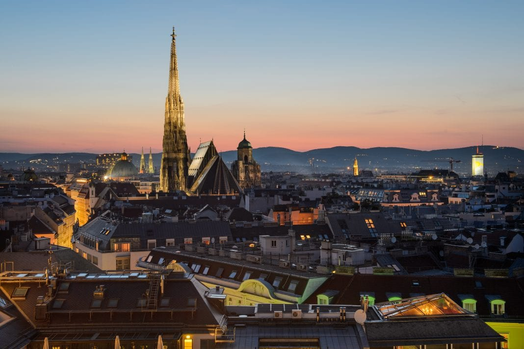 Austria World's Fifth-Safest Country
