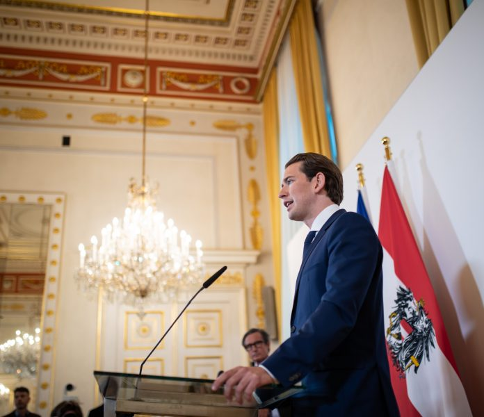 Sebastian Kurz steps down