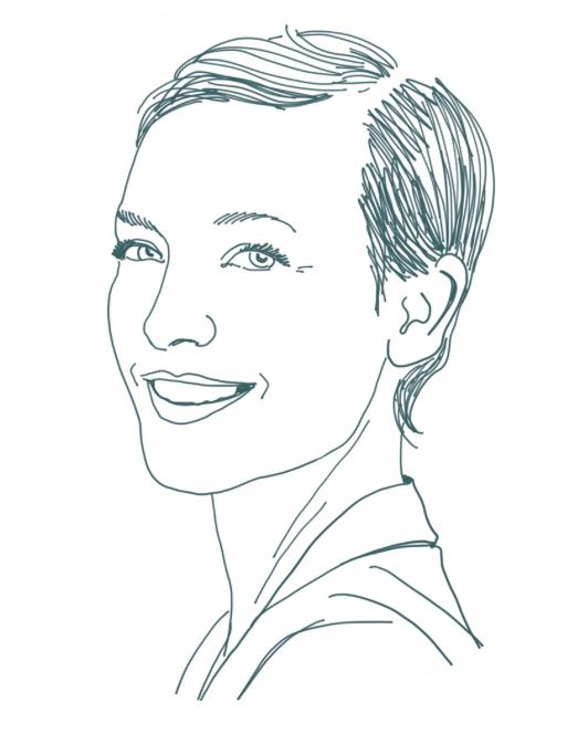 Maggie Childs sketch