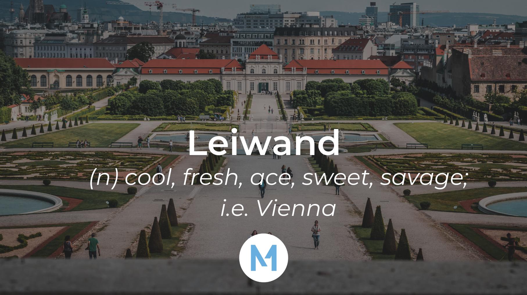 Viennese words