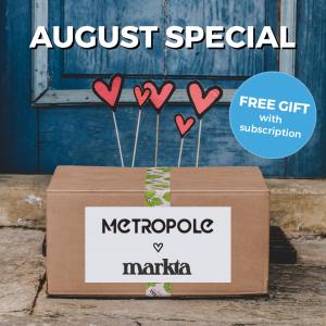 marketa x Metropole x Metropolitans