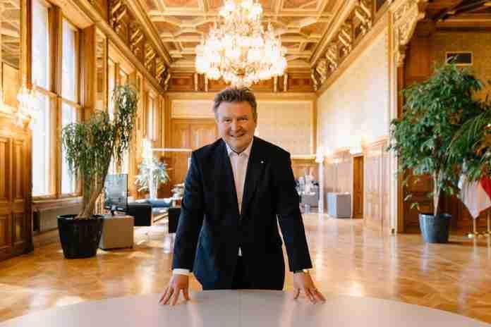 Michael Ludwig mayor