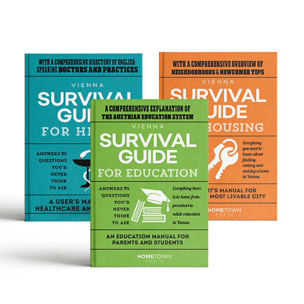 Vienna Survival Kit – Health, Housing, Education