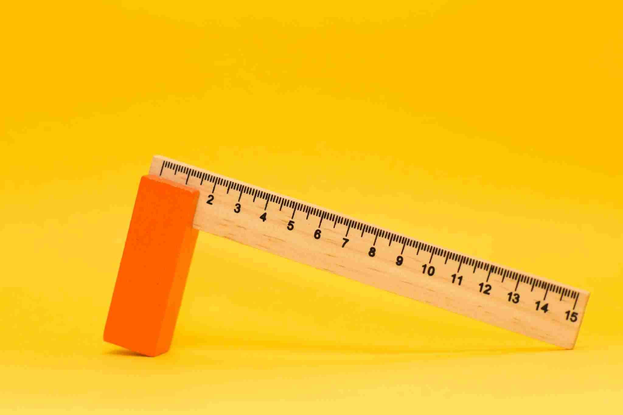 Maßband measure