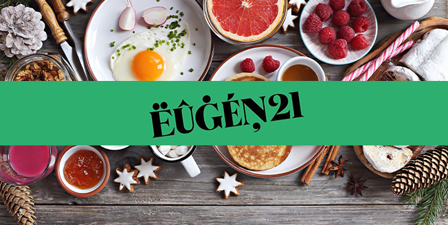 Christmas Brunch at Eugen 21