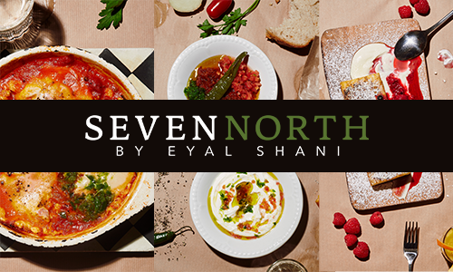Brunch for Two at Seven North