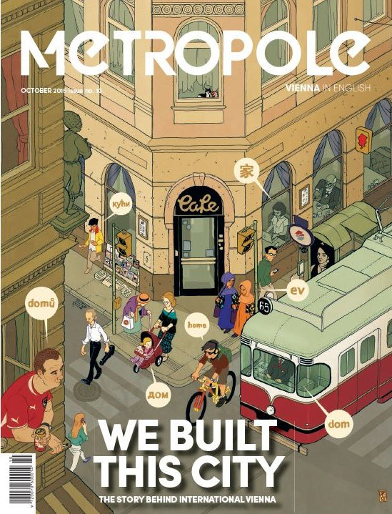 October 2015 | We Built This City