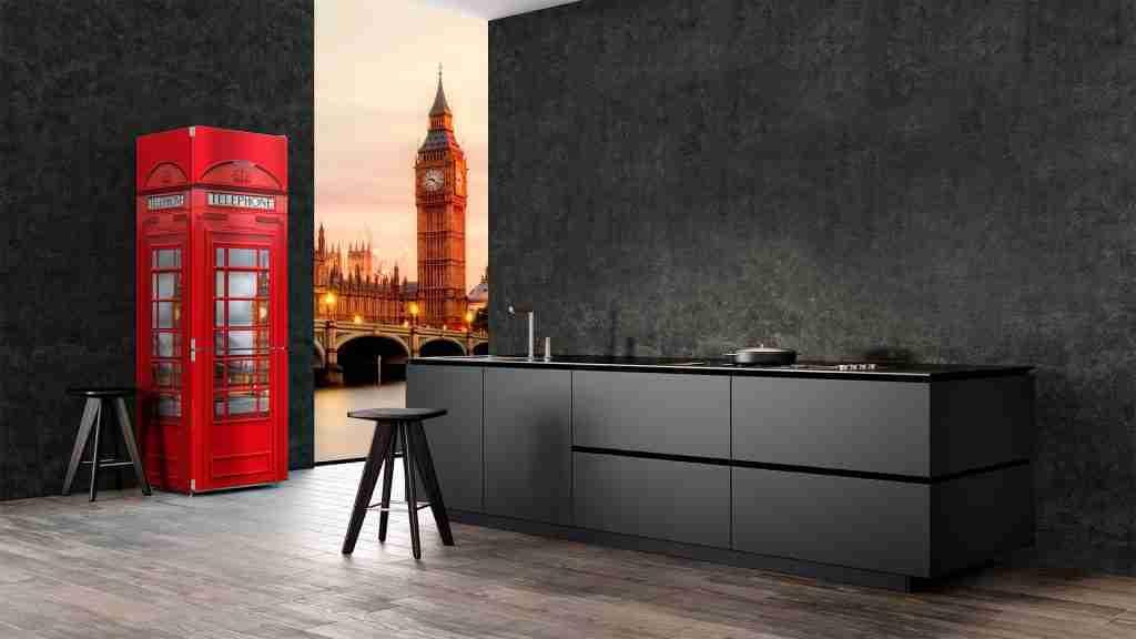 Liebherr London fridge