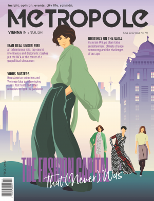 Fall Issue 2020 Cover