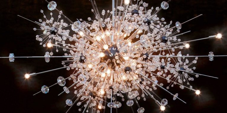 Learn how to make this DIY Wagon Wheel Chandelier in this