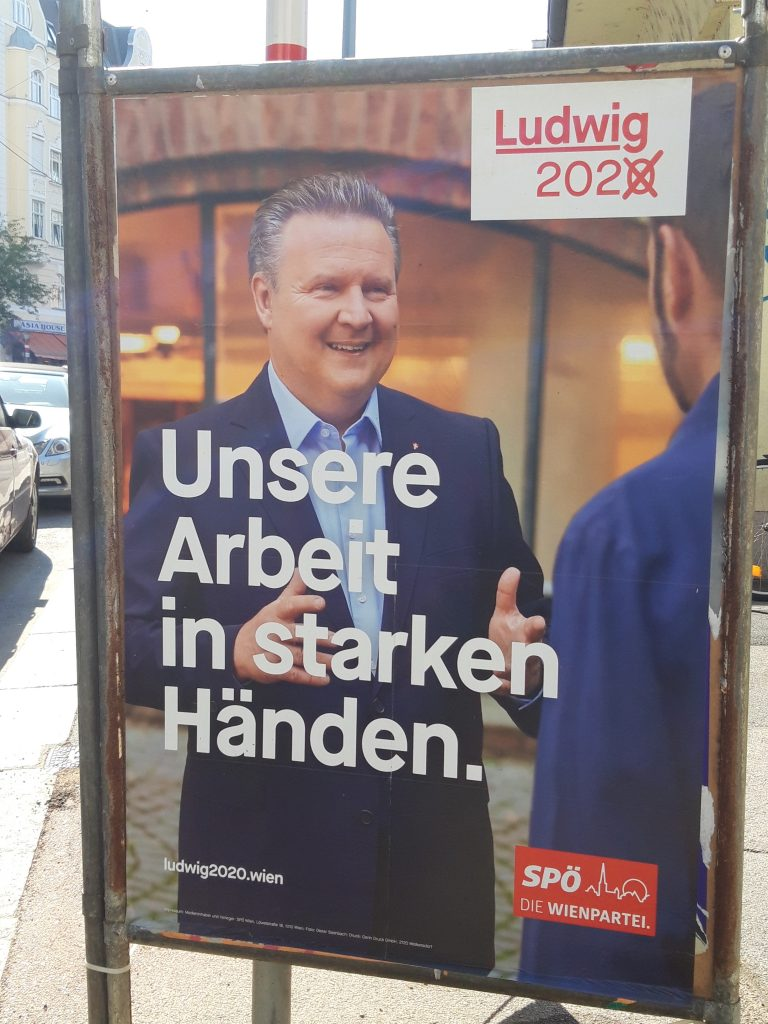 Election Fever in Vienna