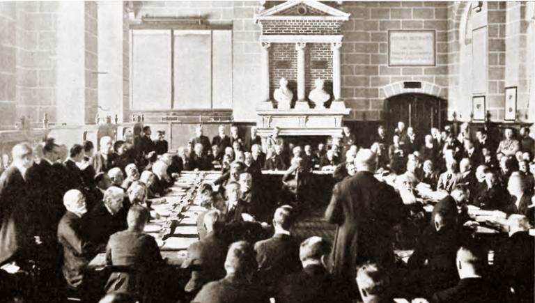 Arnold Suppan on the Treaties of Saint-Germain & Trianon