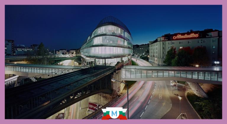Meet Aneta Bulant-Kamenova, an Award-Winning Bulgarian Architect in Vienna