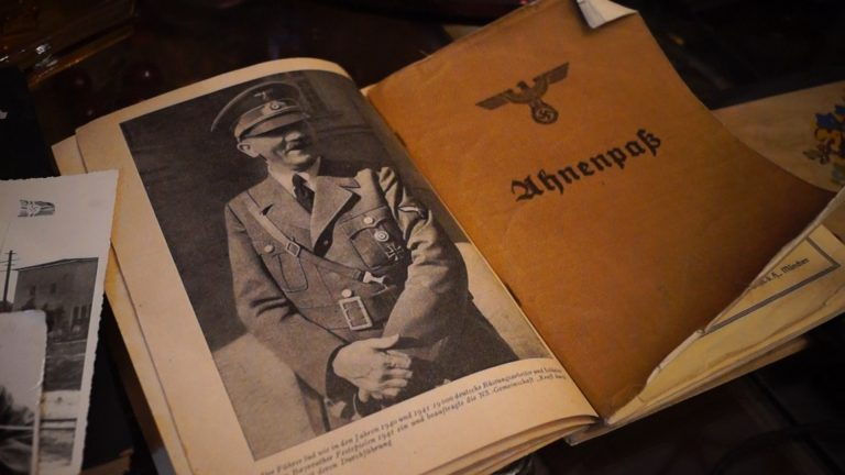 'Mein Kampf' and the Troubling Artifacts of History
