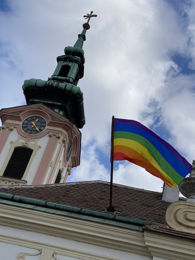 Austrian Catholics Criticize the Vatican's Ban on Same-Sex Marriage