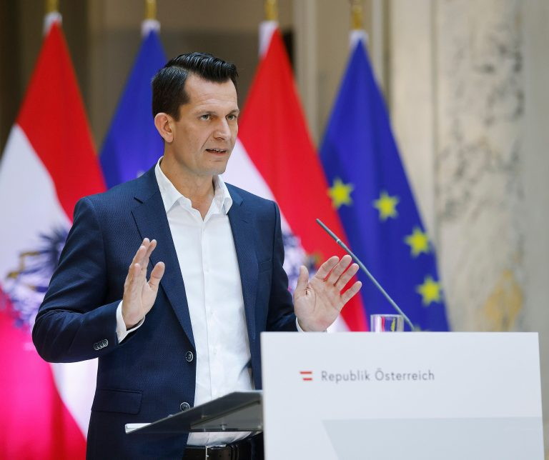 Who is Wolfgang Mückstein? All You Need to Know About Austria's New Health Minister
