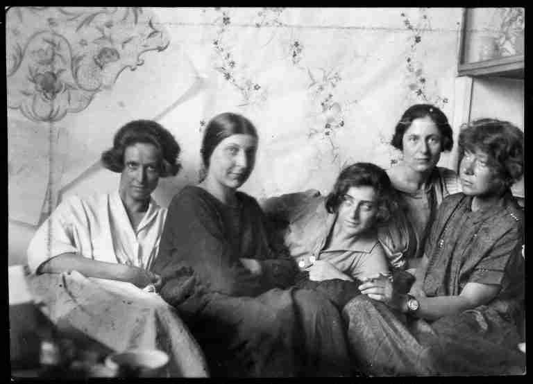 The Wonder Women of the Wiener Werkstätte