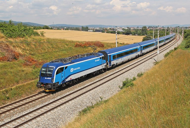 New High-Speed Rail Train Connection Between the Austrian and German Capitals