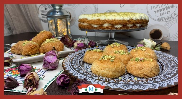 The Magnificent Tastes of the Syrian Cuisine